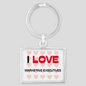 MARKETING-EXECUTIVES57 Landscape Keychain