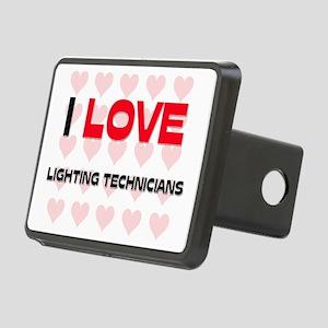 LIGHTING-TECHNICIANS2 Rectangular Hitch Cover