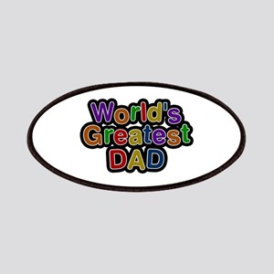 World's Greatest Dad Patch