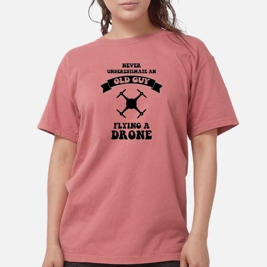 Cute Pilot dad Womens Comfort Colors Shirt
