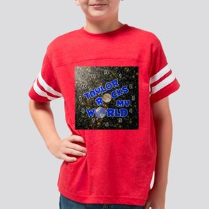 1002SB-Taylor Youth Football Shirt