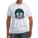 VFA-27 Fitted T-Shirt