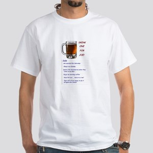 Beer List Men's T-Shirt