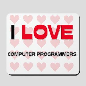 COMPUTER-PROGRAMMERS124 Mousepad