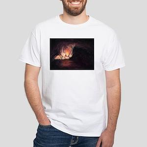 Sphynx cat 18 White T-Shirt