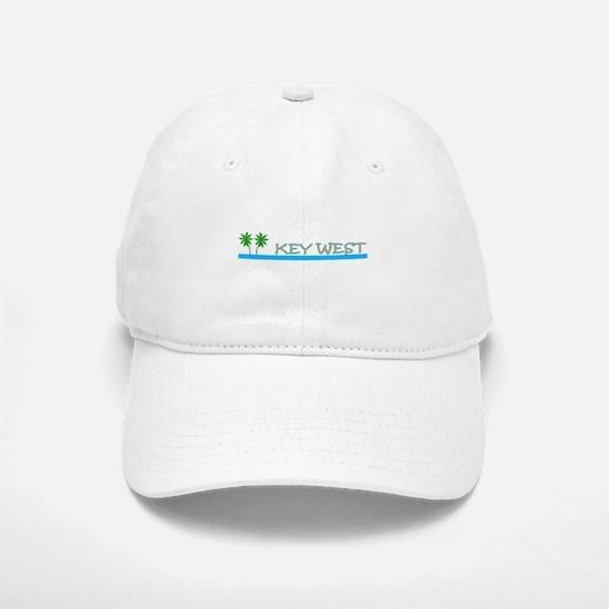 Key West, Florida Baseball Baseball Cap