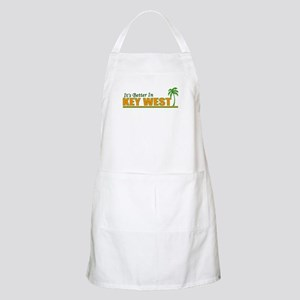 It's Better in Key West BBQ Apron