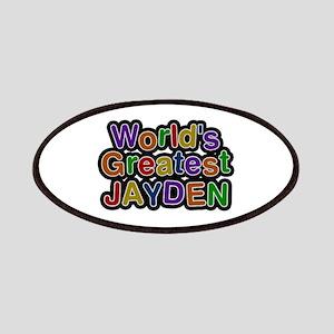 World's Greatest Jayden Patch