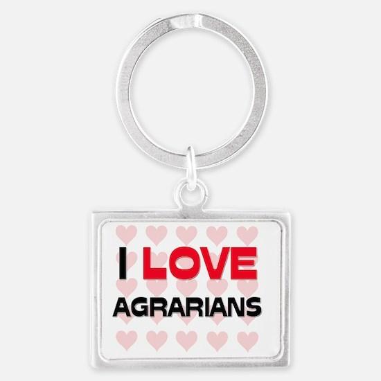 AGRARIANS101 Landscape Keychain