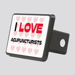 ACUPUNCTURISTS125 Rectangular Hitch Cover