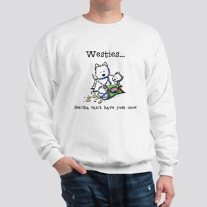 Westies Addict Sweatshirt