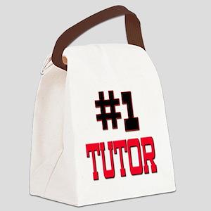 TUTOR60 Canvas Lunch Bag