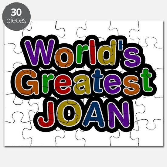 World's Greatest Joan Puzzle