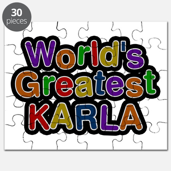 World's Greatest Karla Puzzle