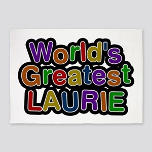 World's Greatest Laurie 5'x7' Area Rug