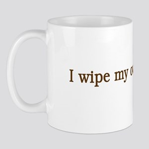 Asswipe Mug