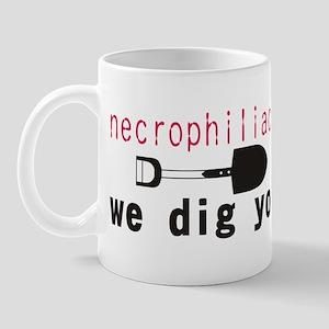 Necrophiliacs Mug