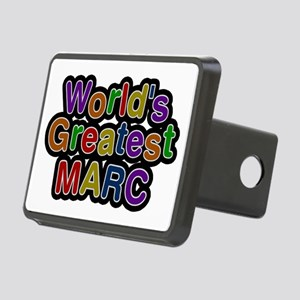 World's Greatest Marc Rectangular Hitch Cover
