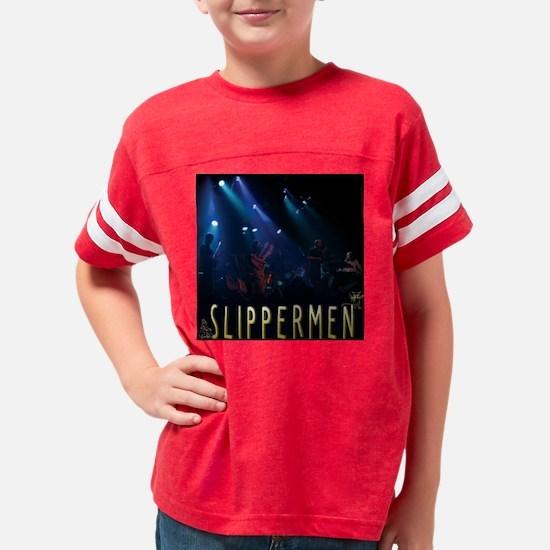 slippermenlive-2 Youth Football Shirt