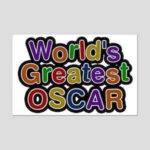 World's Greatest Oscar Mini Poster Print