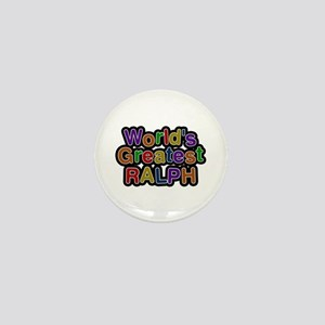 World's Greatest Ralph Mini Button