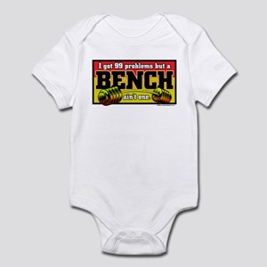99 PROBLEMS Infant Bodysuit