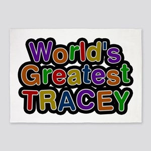 World's Greatest Tracey 5'x7' Area Rug