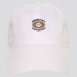 Westiepoo dog Cap