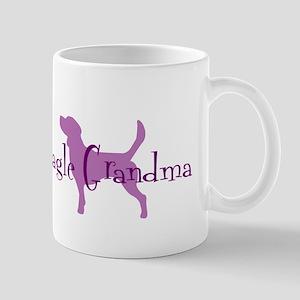 Beagle Grandma Mug