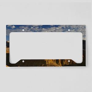 Badlands National Park License Plate Holder