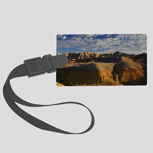 Badlands National Park Large Luggage Tag