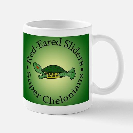 Super Chelonian Mug