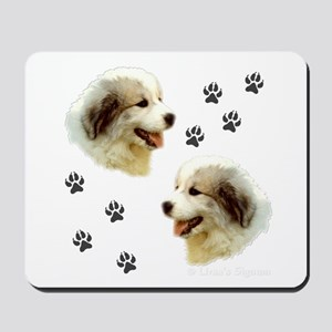 Puppy Paws<br>Mousepad