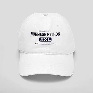 property_burmese_shirt Cap