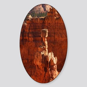 Bryce Canyon National Park Sticker (Oval)