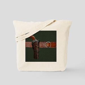 WESTERN PILLOW 25 Tote Bag