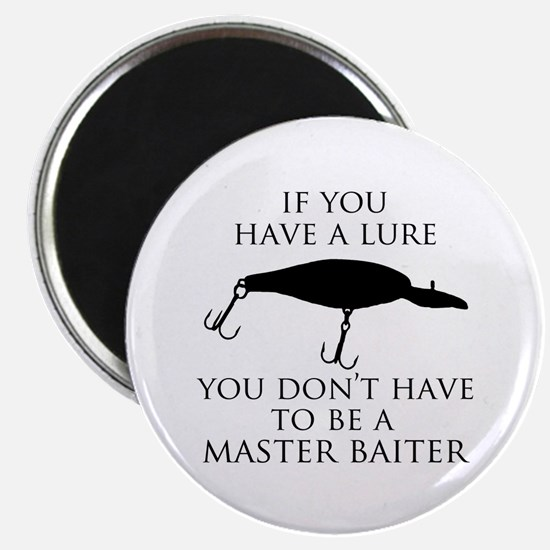 "Have a lure 2.25"" Magnet (10 pack)"
