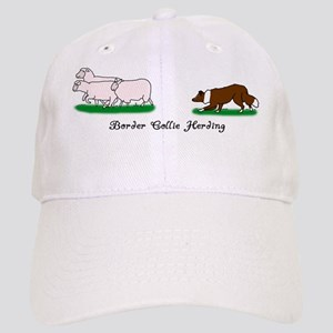 herding_bordercollie_brown Cap