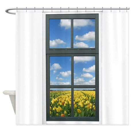 Make Your Inner Interior Designer Smile And Shop Our Fake Window Shower  Curtains To Create The Bathroom Of Your Dreams.