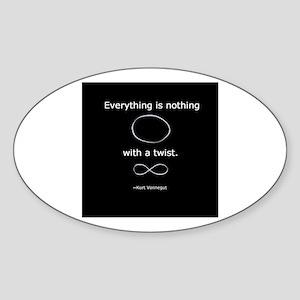 Vonnegut Sticker