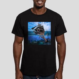 Pirates vs The Giant Squid T-Shirt