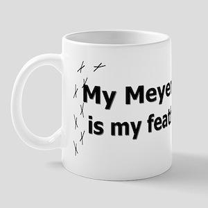 featheredkids_meyersparrot Mug