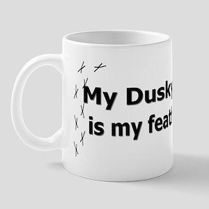 featheredkids_duskyconure Mug