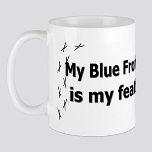 featheredkids_bluefrontedamazon Mug