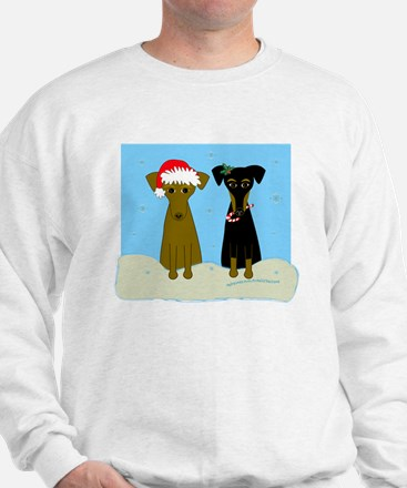 Christmas Min Pins Sweatshirt