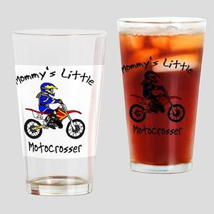 mommyslittlegirl Drinking Glass