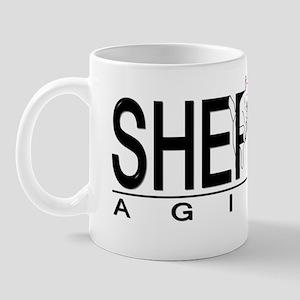 shepherd_agility_white Mug