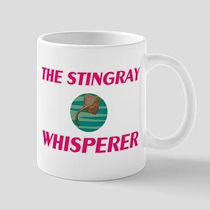 The Stingray Whisperer Mugs