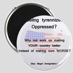 tyrannized Magnet