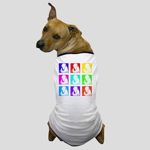 quaker_parrot_multi Dog T-Shirt